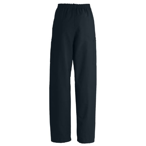 Medline ComfortEase Unisex Cargo Scrub Pant, Tall, Large, - Comfortease Medline Scrub Pants