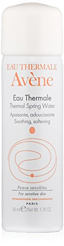 Eau Thermale Avene Thermal Spring Water, Soothing Calming Facial Mist Spray for Sensitive Skin, 1.6 oz.