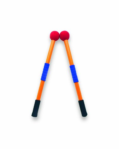 American Educational Products Foam Scooter Paddle, Set of 2
