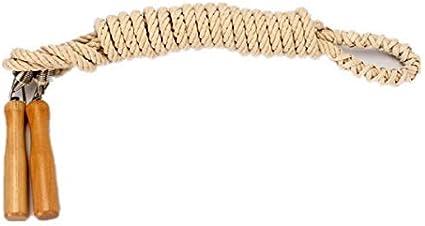 CZ-XING Springseil f/ür Mehrspieler 10 m Seilspringen langes Seil 7 m f/ür Gruppen L/ängen: 5 m