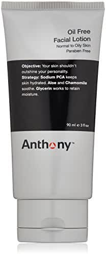 Anthony Oil Free Facial Lotion, 3 fl. oz.