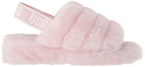 Ugg Yeah 1095119 Fluff Rose Charcoal PqBRZ1wP