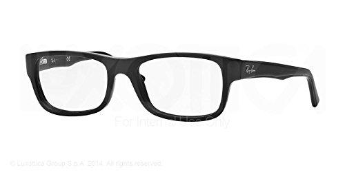 ray-ban-eyeglasses-rx5268-5119-matte-black-demo-lens-52-17-135