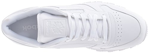 Reebok Classic Leather White Mens Trainers