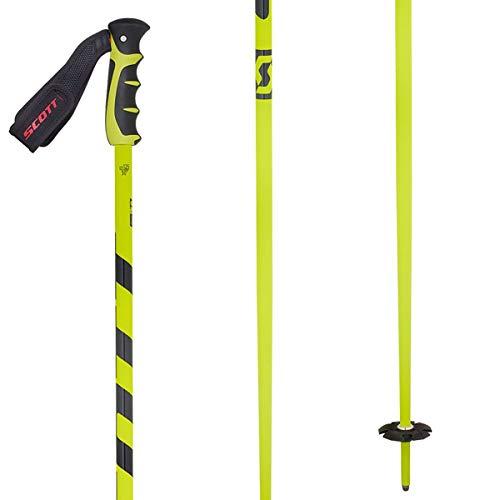 (Scott Team Issue Ski Poles Green 44in )