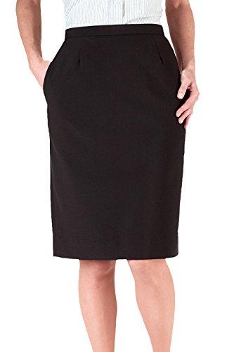 - Ed Garments Women'S 9799 Side Elastic Offers Comfort Skirts (Black 14-R)