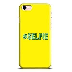 Loud Universe iPhone 7 Case Hashtag Selfi Slim Profile Light weight Wrap Around iPhone 7 Cover