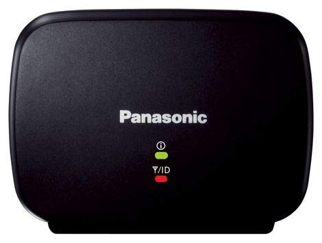 Panasonic KX-TGA407B Range Extender for DECT 6.0 Plus Cordless Phones (Black)