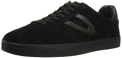 Image of TRETORN Men's CAMDEN3 Sneaker, Black Suede, 10