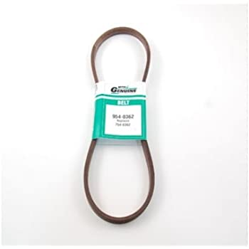 Amazon.com: Genuine MTD Cortacésped Belt 954/754- 0362 ...