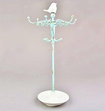 Sass y porcelana Belle/hierro Robin perchero de pie de ...