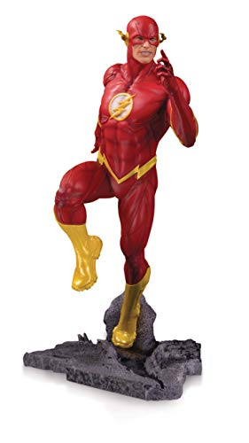 DC Collectibles DC Core: The Flash PVC Statue