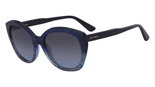 Sunglasses Etro ET 658 S 426 BLUE - Etro Sunglasses