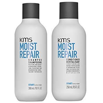 KMS Moist Repair Shampoo 10.1 oz. & Conditioner 8.5 oz. Duo ()