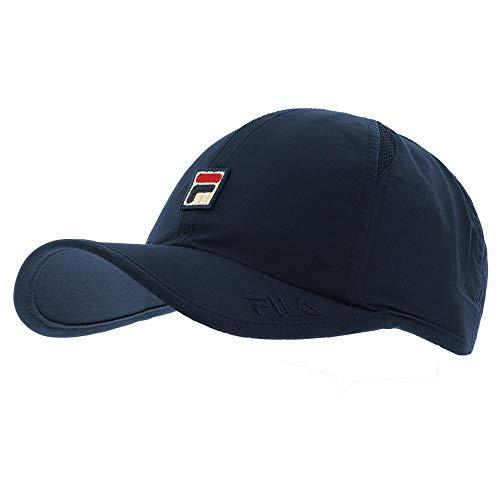 Fila Unisex Performance Solid Runner Hat,Blue from Fila