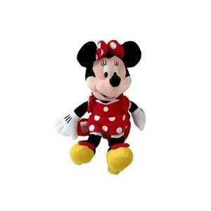 Amazon Com Disney Minnie Mouse Plush Backpack 14in Stuffed Animal