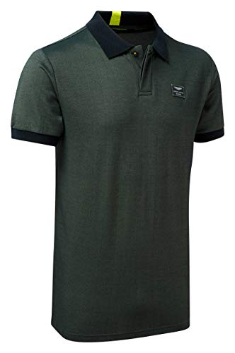 - Aston Martin Racing Men's Team Travel Polo Shirt (L)