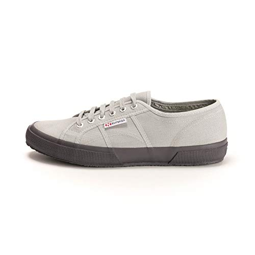 Women's Superga 2750 Grey Sneaker Iron Grey Cotu Dk Lt g6Bwq6rd