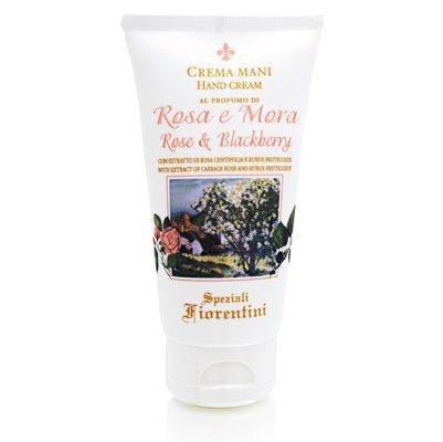 Rose & Blackberry с экстрактами Капуста Роуз и Rubus Fruticosus по Speziali Fiorentini 2,5 унций Крем для рук