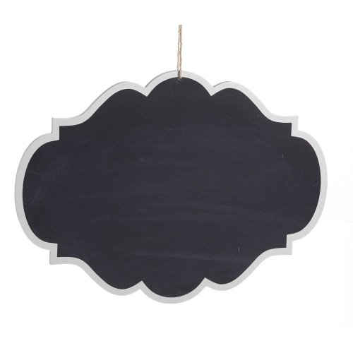 Decorative Hanging Chalkboard Sign by Gifted Living