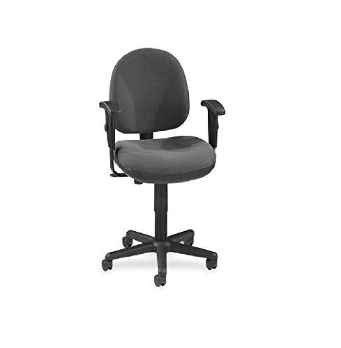 LLR80005 - Lorell Millenia Pneumatic Adjustable Task Chair by Lorell