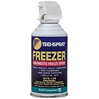 TECHSPRAY 1672-10S DIAGNOSTIC FREEZER, AEROSOL, 10FL.OZ