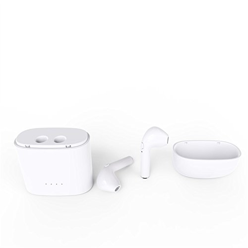 hangang S3 Super Long Standby, with Mobile Power, Insert USB Bluetooth Wireless Headset 12025WHITE