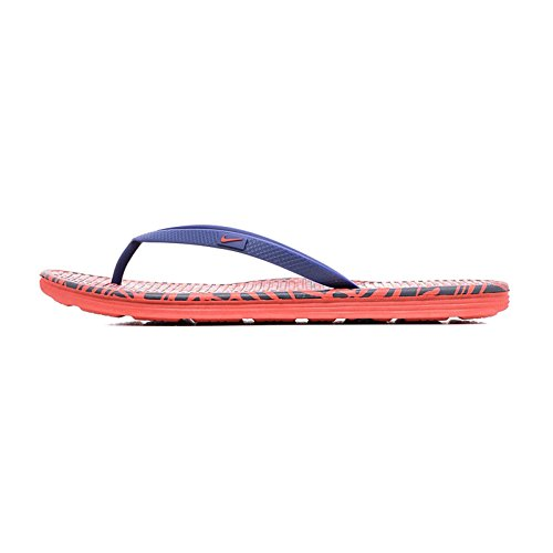 Solarsoft NIKE Rojo Thong Red Bathing Blue Sandals Loyal 2 Women's University WMNS Print HH8wnUOx