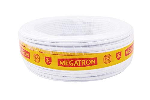 Cabo Coaxial, Megatron 1578, Branco Megatron Branco