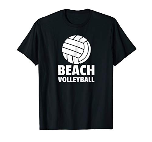 Beach Volleyball TShirt For Volleyball Players (Best Female Beach Volleyball Players)