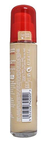 Bourjois Fond de Teint Healthy Mix Extension Serum, No. 52 Vanille, 1 Ounce