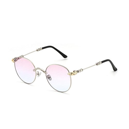 QZ Harajuku Vintage Polarized Metal de Glasses Sol HOME Drive 1 1 Light Style Color Movement Frame UV400 Gafas Anti Moda YYqPwRx