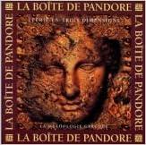 Livre gratuits La boîte de Pandore - La Mythologie Grecque en relief pdf, epub ebook