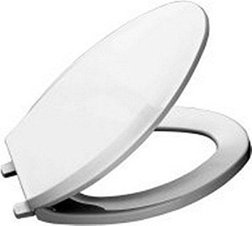 Kohler K-4652-12 Elongated Toilet Seat Jersey Cream LUSTRA,