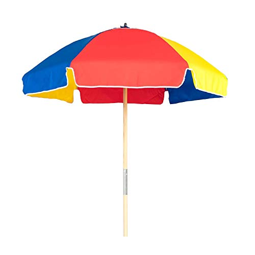 Frankford Umbrella Shade Star 6.5 ft. Steel Beach...