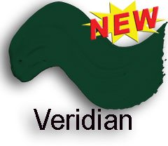 Retique It RFP-P16-Viridian by Renaissance Chalk Finish Paint 16 oz (Pint) Viridian