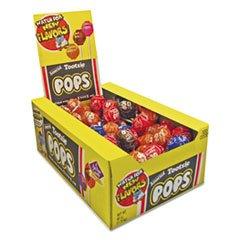 Assorted Pop (Tootsie Roll Assorted Pops 100 ct)