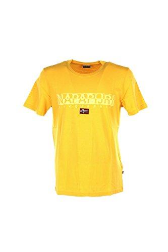 T Uomo Yellow T Uomo Uomo shirt Napapijri Napapijri shirt shirt Napapijri Yellow shirt Yellow Uomo Napapijri T T 668Aw