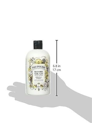 Poo-Pourri Before-You-Go Toilet Spray Bottle, 2 oz, Smoky Woods