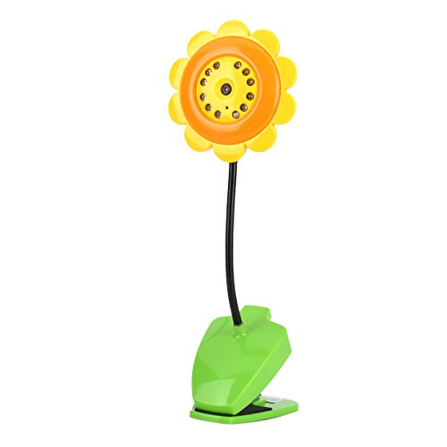 OLSUS Sunflower Style Wireless Wi-Fi 0.3MP CMOS Camera by OLSUS