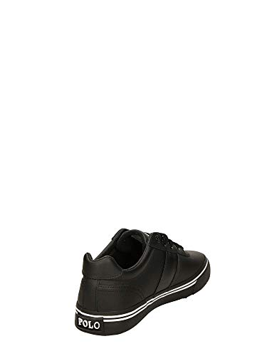 Noir Pour Homme Ralph Hanford Sneakers Lauren wtqfnWFgX