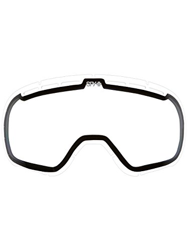 Spy Optic Marshall Snow Goggles Replacement Lens, Clear Lens (Spy Optic Marshall Goggles Lens)