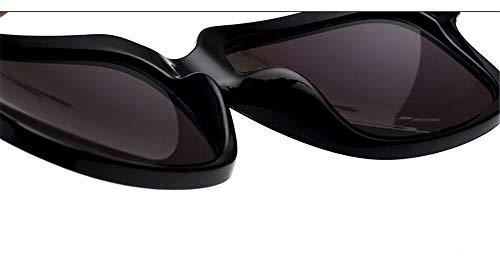 Cuadrados Unisex de Gafas Gafas Sol Retro C2 Fliegend Mujer de Súper UV400 Vintage Ligero Lente Hombre Polarizadas Espejo Gafas Sol 67d7wqISn