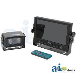 "CabCAM Video System Includes 7"" Monitor and 1 Camera Part No: A-B1CC7M1C"
