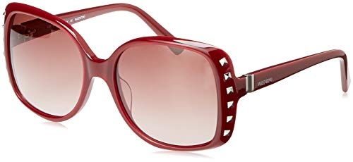Valentino Valentino Women's Sunglasses V623s, Red,, used for sale  Delivered anywhere in USA