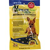 Ark Naturals Breath-Less Burshless Toothpaste 4 oz, My Pet Supplies