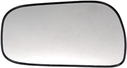 (Dorman 56955 Toyota Camry Driver Side, Heated, Plastic Backed Door Mirror)