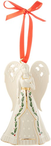 Lenox Holiday Annual Angel Bell Ornament
