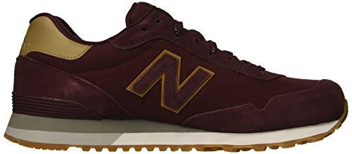 hennep Classics Modern Balance Bourgondië Mens New Schoenen Ml515v1 tq06EwE