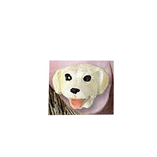 (Conversation Concepts Labrador Retriever Yellow Earrings Post Earrings)